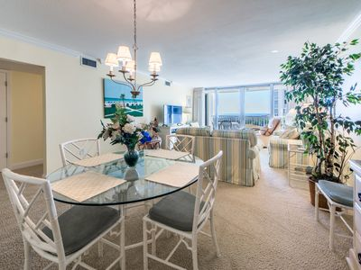 Photo for ☀Shoreline Towers 1024-2BR☀Sauna-Pool- Steps 2 Beach! OPEN May 28 to 30 $872!