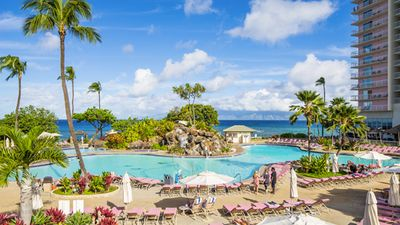 Photo for Kaanapali Beach Club, Available December 9 - 16, 2017, LOW RATE!!