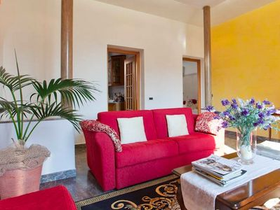 Photo for Elegant apartment near the Colosseum: latest month of July !!