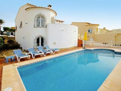 Photo for holiday home, Benitachell  in Um Valencia - 6 persons, 3 bedrooms