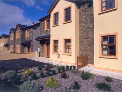 Photo for 3 bedroom townhouse in the heart of Glenbeigh Village