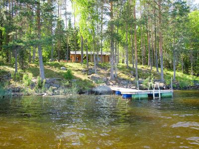Photo for Vacation home Kastikainen (FIJ099) in Tuusniemi - 6 persons, 2 bedrooms