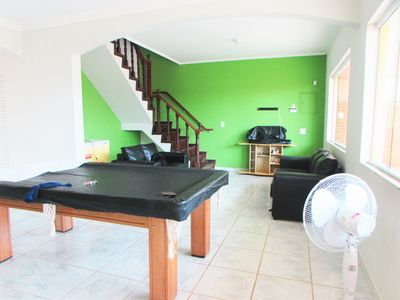 Photo for Two Bedroom Sea Front - Pool - Peruíbe / SP