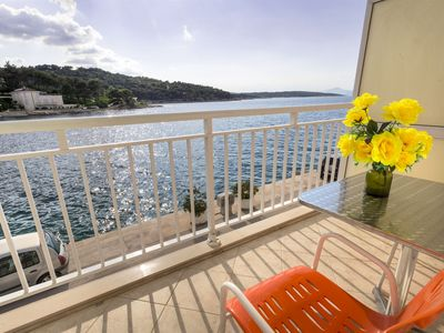 Photo for Apartment Mery (42231-A1) - Povlja - island Brac