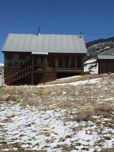 Mountain Cabin Located in Creede CO Area. Walking Distance From Rio Grand,