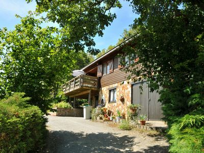 Photo for Attractive chalet offering amazing views of wooded surroundings