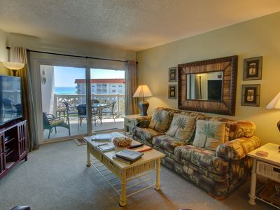 Photo for 1BR / 1BA - Beautiful unit with great view of the Gulf