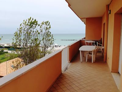 Photo for 1BR Apartment Vacation Rental in Lido di Fermo, Marche