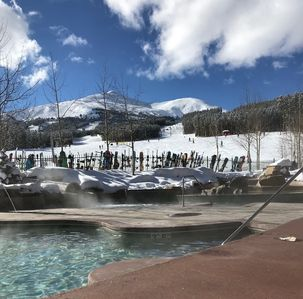 Photo for Upscale slope side resort in Breckenridge, CO