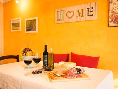 Photo for SEPTEMBER SPECIAL !!! Quaint stone cottage of 1600 in the countryside of Lucca