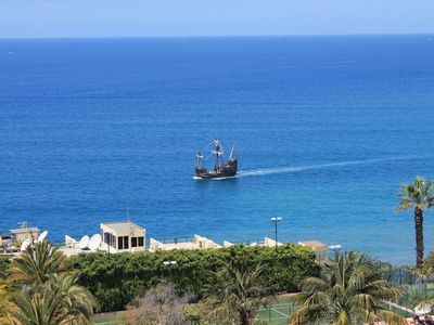 Photo for Casa Del Mar with Amazing Seaview, Swimming pool, Gardens and Serene Location