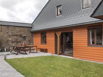 Photo for Cosy cottage with sauna, comfortable and quiet, near to Bouillon