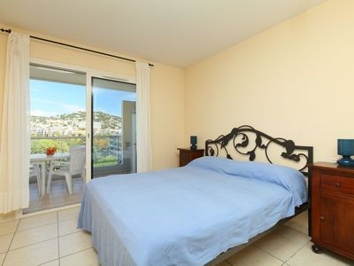 Photo for Apartment 1.2 km from the center of Cannes with Lift, Parking, Internet, Washing machine (109087)