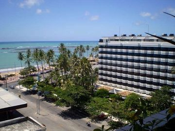 Apartment in the most popular street of Maceió !!