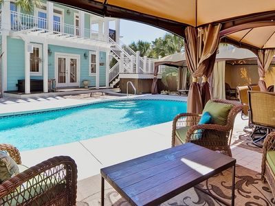 Photo for 42 Sandcastle Court by Royal Destinations ~ Large Pool w/Cabanas