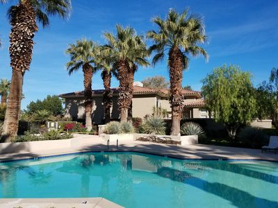 Photo for Pure Lux Home at PGA West Stadium Residential Gorgeous Golf Course View!