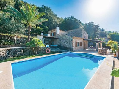 Photo for Malloracan style Villa w/pool & BBQ in a quite setting, near Pollensa