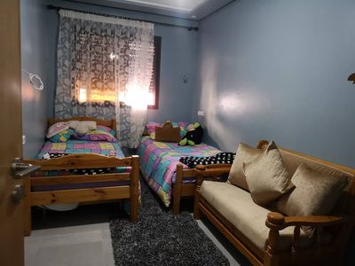 Photo for quiet apartment and very well furnished