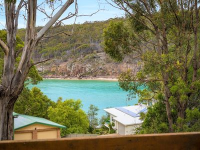 Photo for Queens Cove - Looking over tranquil Pambula River Mouth