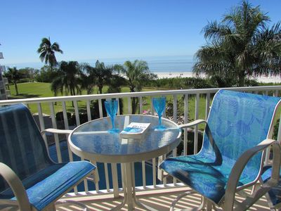Photo for Beach Front; Full Ocean View; White Sandy Beach; Pristine Condition,  Great Loc.