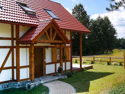 Photo for Beautiful cottage in the Kashubian village.