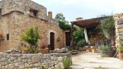 Photo for Bendeni authentic Cretan Cottage