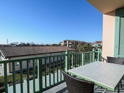 Photo for Appartamento Fidele B: A modern and graceful two-story apartment situated a few minutes from the town center, with Free WI-FI.