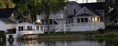 Photo for 4 Bedroom Lake House With Spacious Deck To Relax And View The Lake