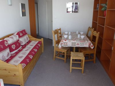Photo for Apartment Les Trois Vallées in Val Thorens - 4 persons, 1 bedrooms