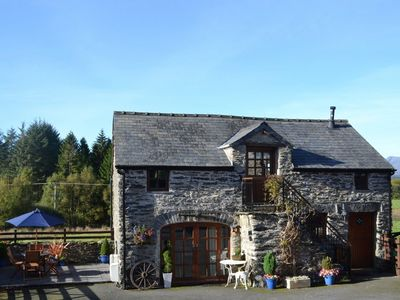 Photo for The Old Coach House Cottage in Betws-y-Coed, Conwy, Snowdonia. Sleeps 2-4, 1 dog