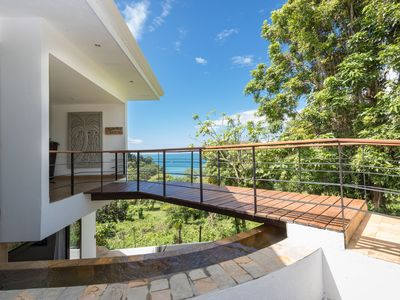 Photo for Luxurious 5 Bed 4.5 Ba Home with Amazing Ocean Views and Private Beach access