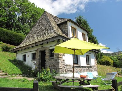 Photo for Chalet With Panoramic View Of The Lead From Cantal