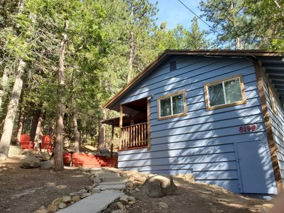 Photo for Peaceful Cabin near Forest Falls and Big Bear