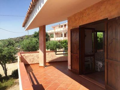 Photo for Villa in Sardinia with panoramic sea view