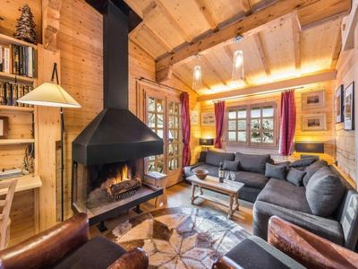 Photo for Chalet Megève, 4 bedrooms, 8 persons