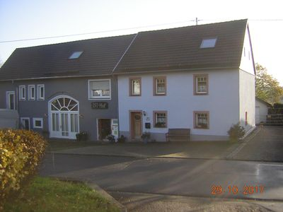 Photo for Small break in the Eifel complacent? Comfortable apartment 80sqm for 4 people. or more