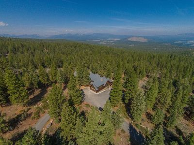 Photo for NEW - Private 81 acres Luxurious Tahoe Retreat - 7100 sq ft with mountain views