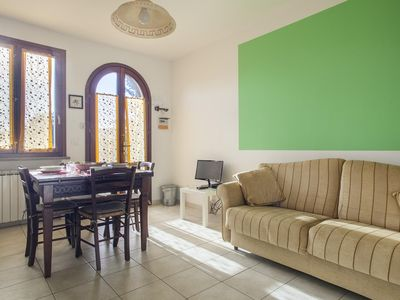 Photo for Trebbiano 13  apartment in Livorno with WiFi, integrated air conditioning, private parking & shared…