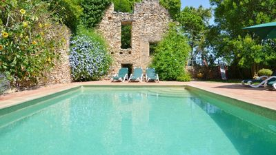 Photo for 5 bedroom Villa, sleeps 10 in Valls with Pool and WiFi