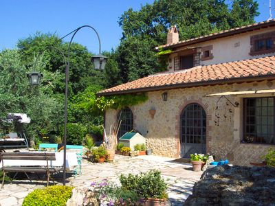 Photo for Vacation home Oasis  in Penna in Teverina, Umbria - 8 persons, 4 bedrooms