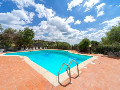 Photo for Fantastic Villa with Wi-Fi, Pool, Seaview and Garden