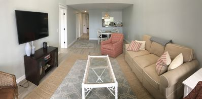 Photo for NEWLY RENOVATED! Cortez canal front 2/2 condo in Smugglers Landing