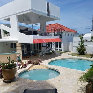 Photo for Magnificent pool home - close to the beach