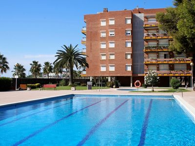 Photo for AT081 PINS I: Apartment for 6 in the complex on the seafront