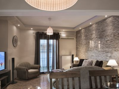 Photo for Corfu City Center Modern Apartment