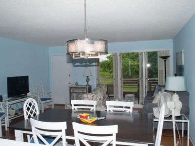 """Photo for Updated Multi-level Oceanside Condo with plenty of room to """"spread out""""!"""