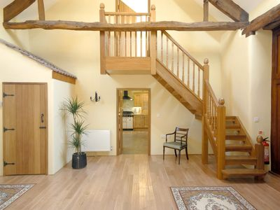 Photo for 3 bedroom Barn in Woolacombe - WHIHO
