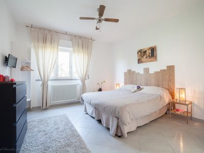 Photo for Marta Sul Melo - Double/triple room in B&B by Lucca