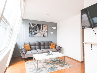 Photo for ●  Stunning apartment with rooftop pool in Polanco