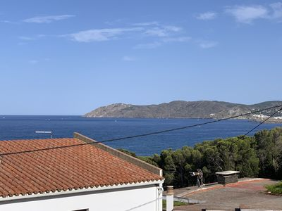 Photo for Panoramic sea view - near beach - hyper equipped & free WiFi.